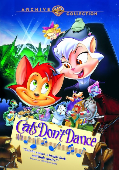 Cats Don't Dance  888574445485