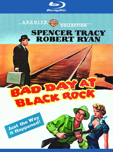 Bad Day at Black Rock  [Blu-ray] 888574446161