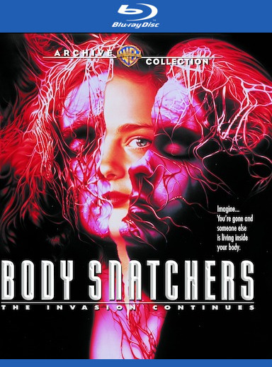Body Snatchers  [Blu-ray] 888574446178
