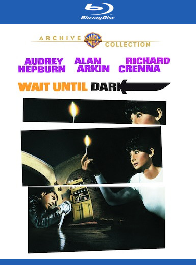 Wait Until Dark  [Blu-ray] 888574451400