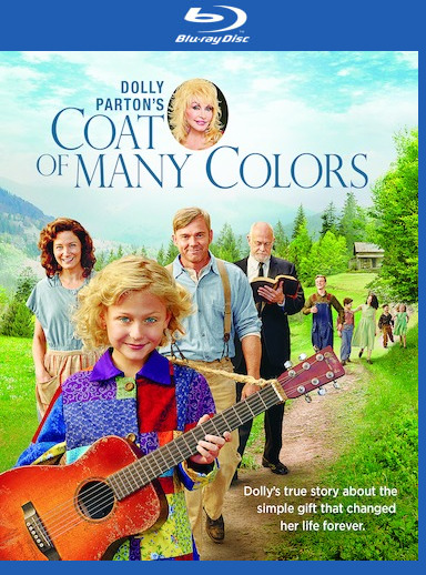 Coat of Many Colors  [Blu-ray] 888574459833