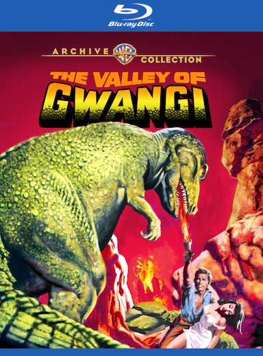 The Valley of the Gwangi [Blu-ray] 888574475000