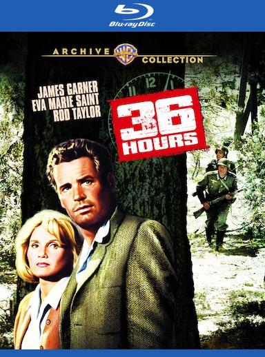 36 Hours [Blu-ray] 888574487133