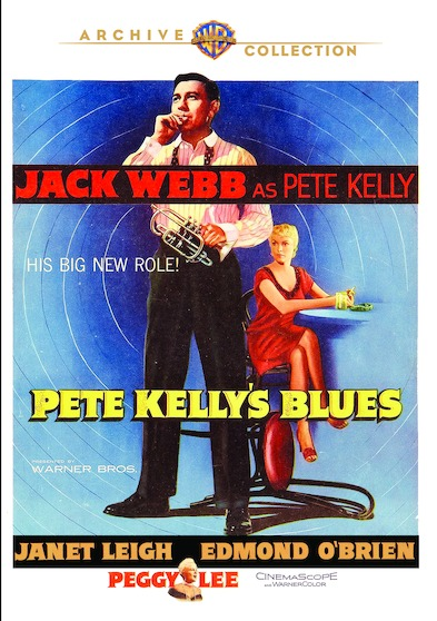 Pete Kelly's Blues 888574488017