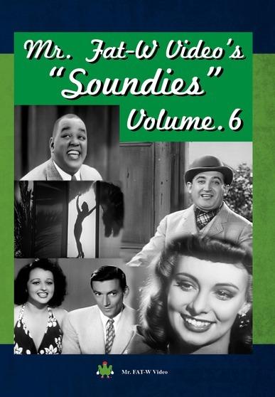 Soundies, Volume 6 889290017147