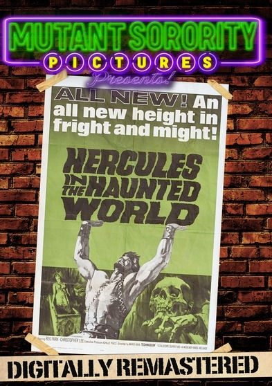 Hercules in the Haunted World - Digitally Remastered 889290042750