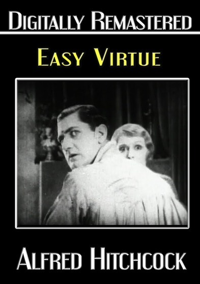 Easy Virtue – Digitally Remastered 889290045584