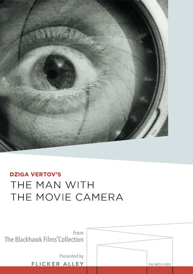 The Man With a Movie Camera 889290092052