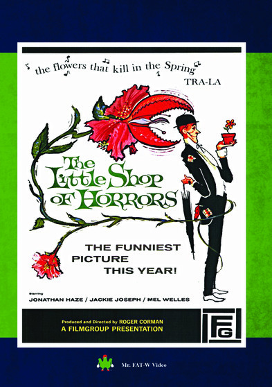 The Little Shop of Horrors 889290143266