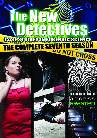 The New Detectives: The Complete Series – All 9 Seasons – 35 DVDs – 121 Episodes 889290148292
