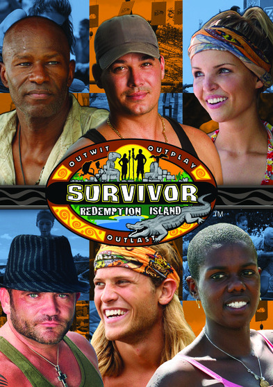 Survivor: Redemption Island (2011) 889290150684