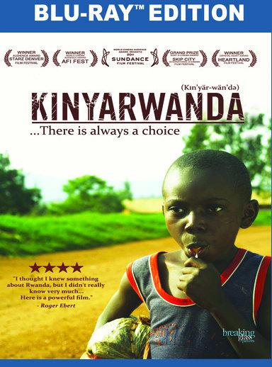 Kinyarwanda [Blu-ray] 889290453761