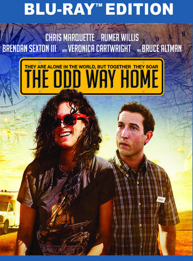 The Odd Way Home(BD) 889290453822