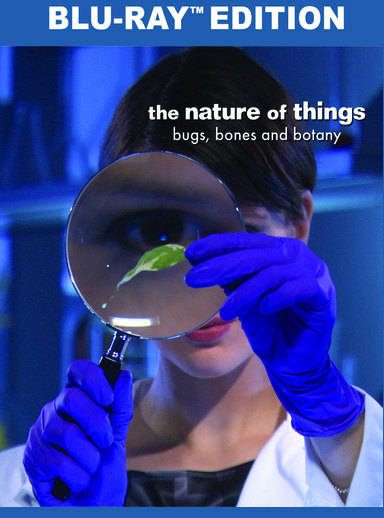 The Nature of Things: Bugs, Bones and Botany(BD) 889290453846