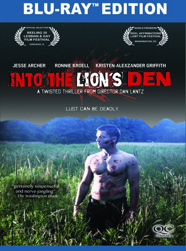 Into the Lion's Den(BD) 889290453877
