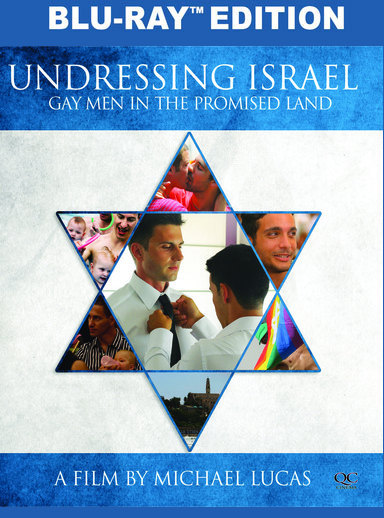Undressing Israel: Gay Men in the Promised Land [Blu-ray] 889290459961