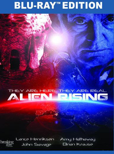 Alien Rising [Blu-ray] 889290459992