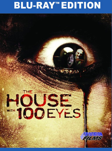 The House with 100 Eyes  [Blu-ray] 889290460592