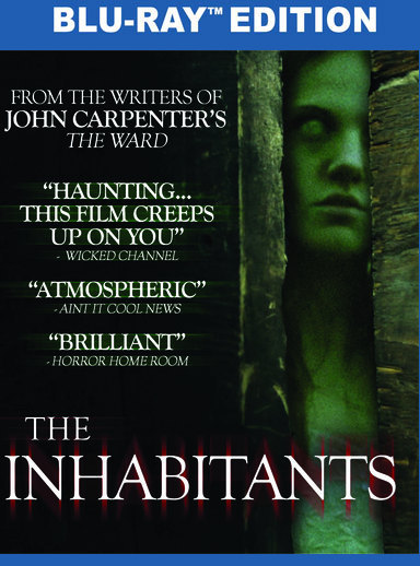The Inhabitants [Blu-ray] 889290460622