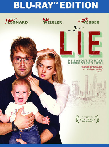 The Lie [Blu-ray] 889290480880