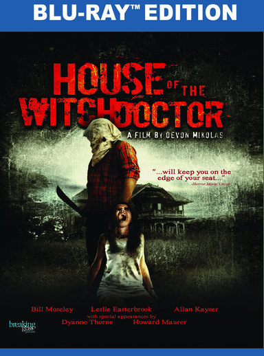 House of the Witchdoctor(BD) 889290480897