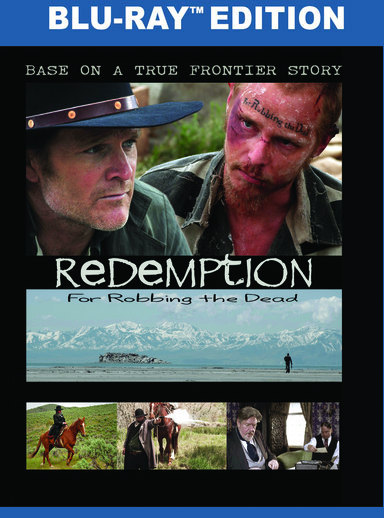 Redemption for Robbing the Dead(BD) 889290490278