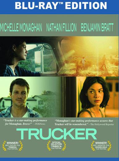 Trucker [Blu-ray] 889290490360