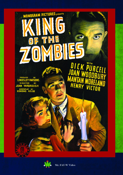 King Of The Zombies 889290511850