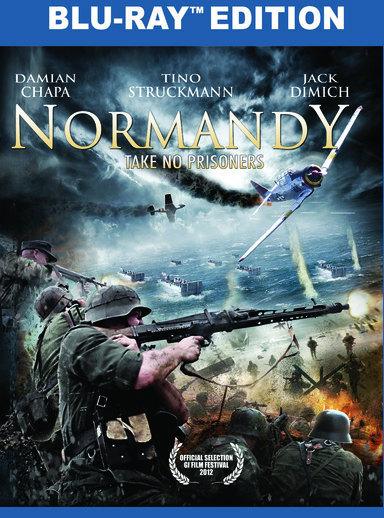 Normandy [Blu-ray] 889290596871