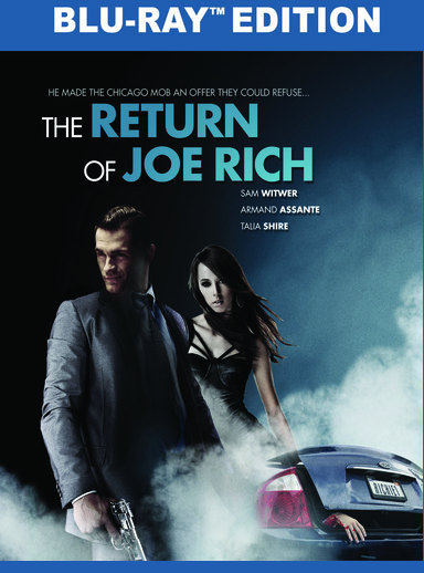 The Return of Joe Rich(BD)  889290596925
