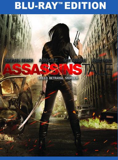 Assassins Tale [Blu-ray]  889290596949