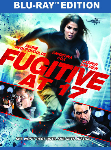 Fugitive at 17 [Blu-ray]  889290596956