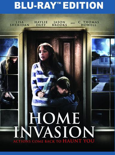 Home Invasion [Blu-ray] 889290596963