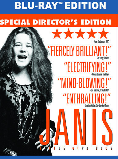Janis: Little Girl Blue - Special Director's Edition [Blu-ray] 889290598202