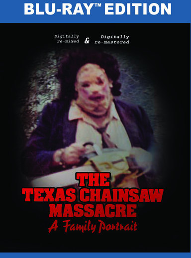 Texas Chainsaw Massacre: A Family Portrait(BD) 889290600523