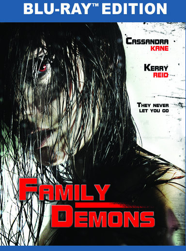 Family Demons(BD)  889290600578