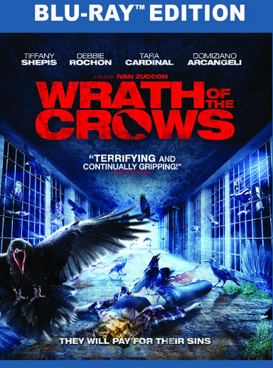 Wrath of the Crows(BD) 889290600608
