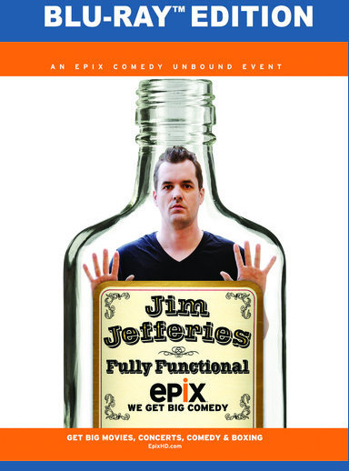 Jim Jefferies: Fully Functional(BD) 889290604477