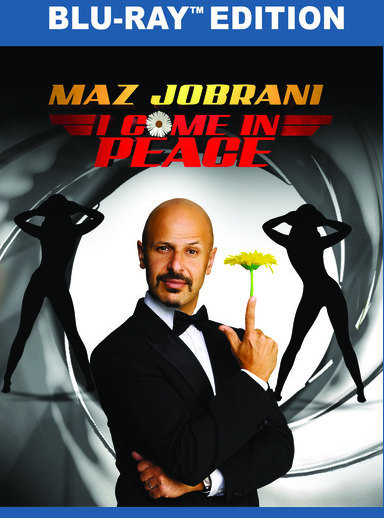 Maz Jobrani: I Come in Peace(BD) 889290604491