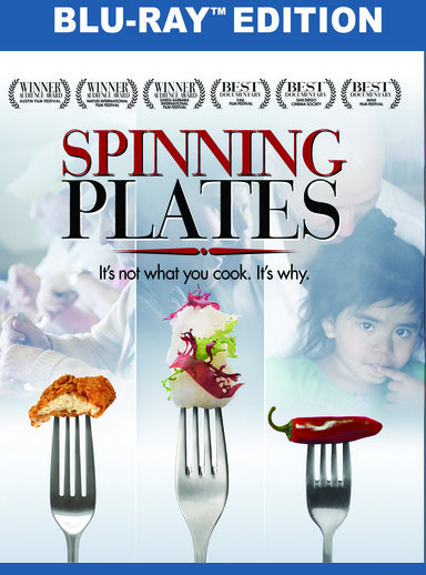 Spinning Plates [Blu-ray] 889290604545