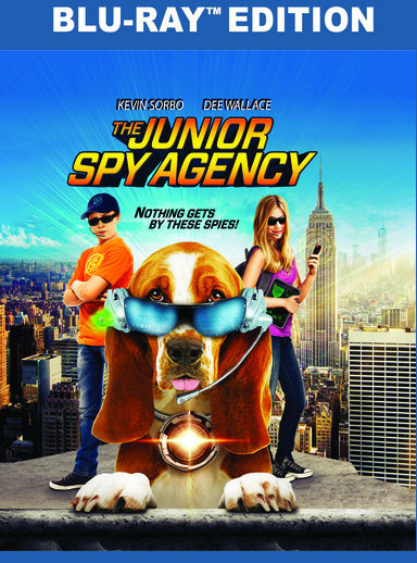 Junior Spy Agency(BD) 889290604569