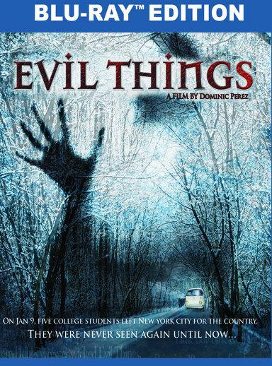Evil Things [Blu-ray] 889290604583