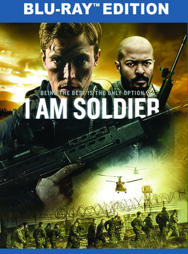 I Am Soldier(BD) 889290604606