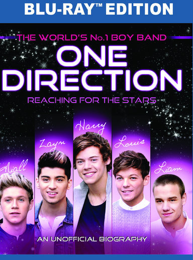 One Direction: Reaching for the Stars(BD) 889290605092