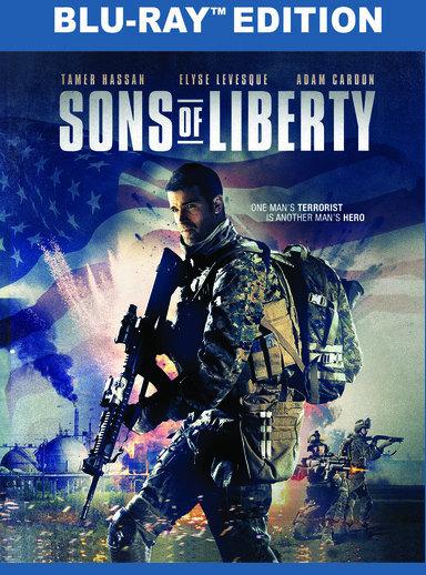 Sons of Liberty [Blu-ray] 889290605108