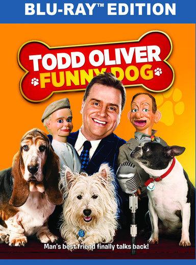 Todd Oliver: Funny Dog(BD) 889290605122