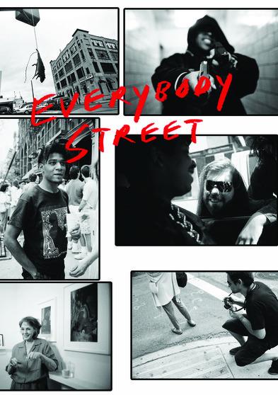 Everybody Street 889290605139