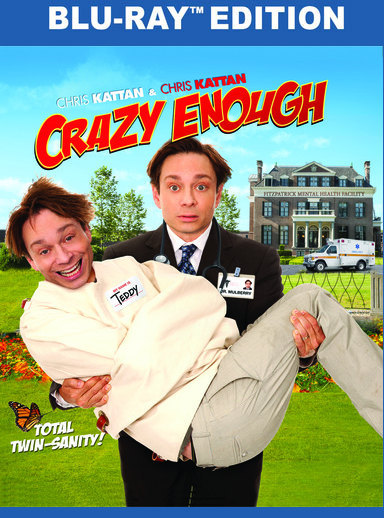 Crazy Enough(BD) 889290605191