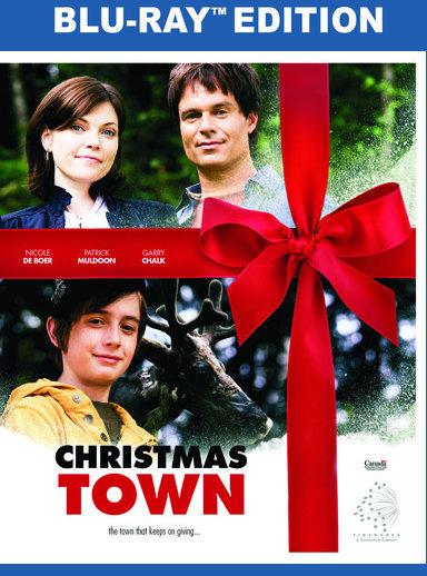 Christmas Town [Blu-ray] 889290605214