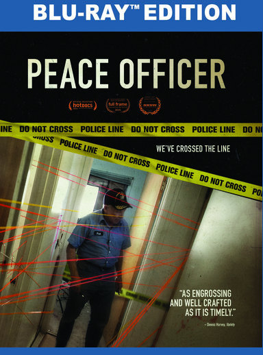 Peace Officer [Blu-ray] 889290611246